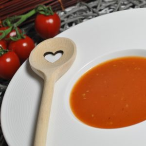 Ultimative Paradeissauce nach Art des Hauses - tomatencremesuppe - 11