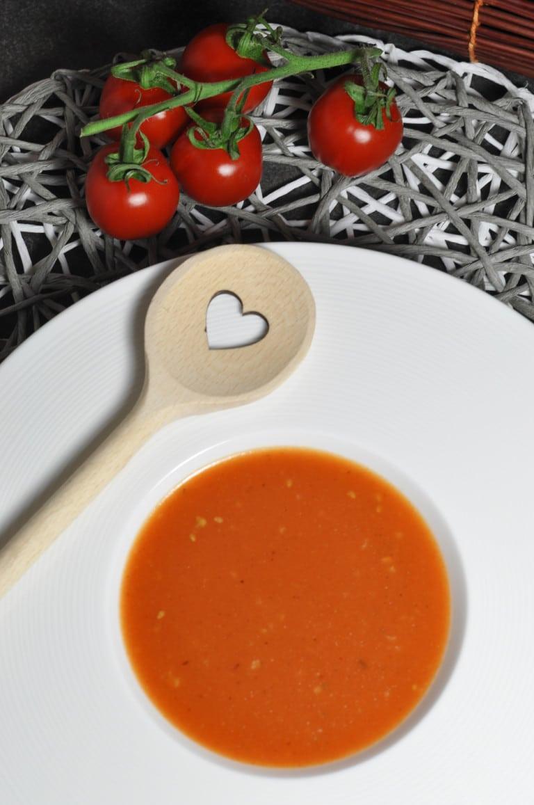 Tomatencremesuppe wie aus Omas Küche - tomatencremesuppe2 - 5