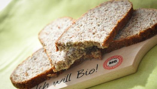 Das Low Carb – Chia Brot