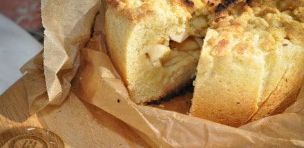 Apfelkuchen aus dem Dutch Oven - apfelkuchen dutch oven12 - 4