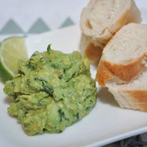 Knoblauch Käse Aufstrich - endlich wieder pikant - bärlauch avocado aufstrich2 - 5
