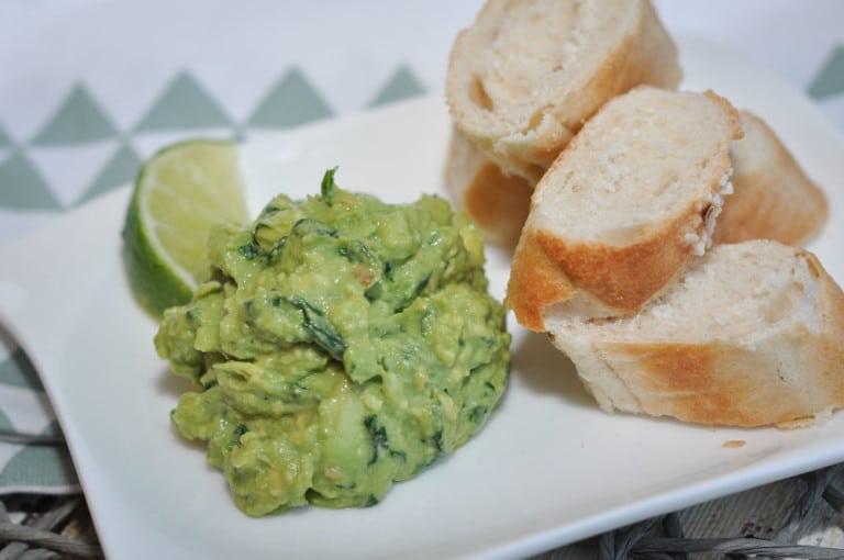 Bärlauch Avocado Aufstrich - bärlauch avocado aufstrich2 - 19