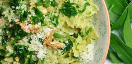 Bärlauch Pasta wenns mal schneller gehen muss - bärlauchpasta2 - 4