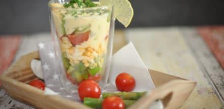 Spargel Avocado Salat im Glas - spargel avocado salat - 6