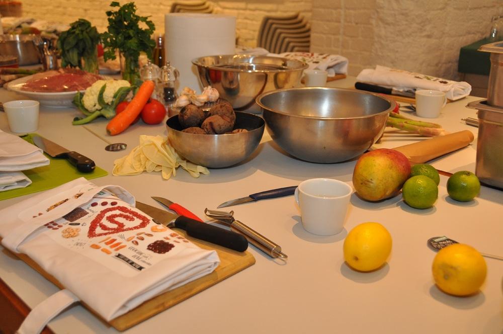 Merkur Kochevent mit Michaela Pesendorfer - merkurevent superfoods 01 - 10