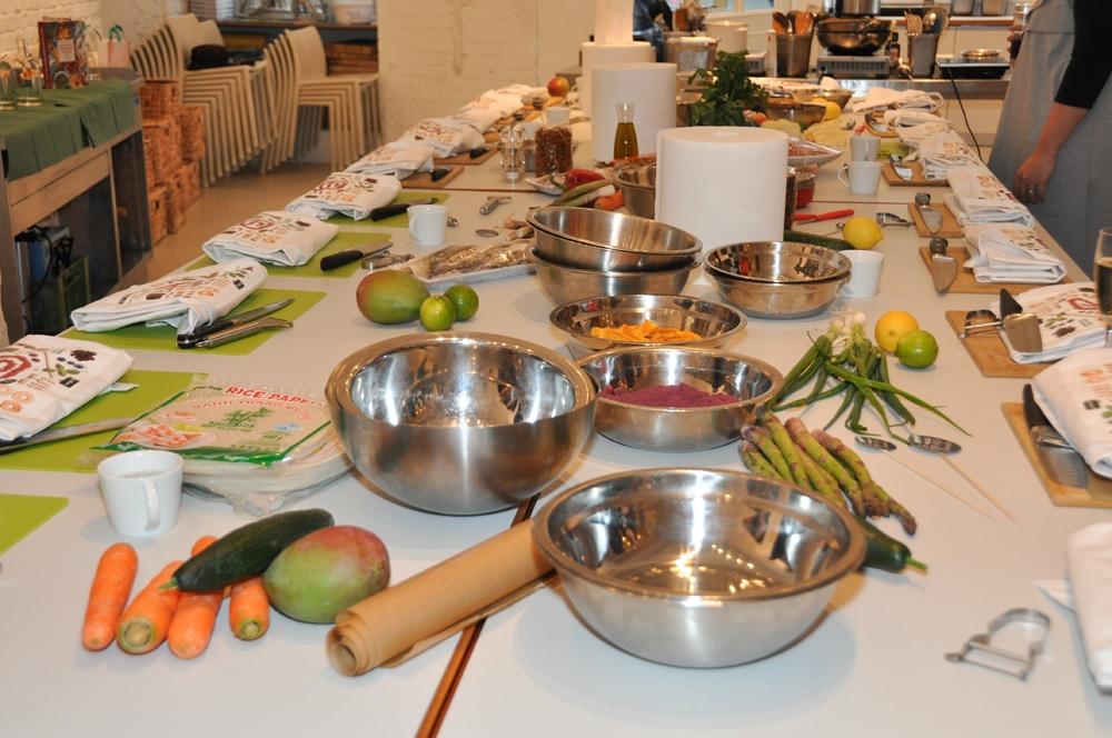 Merkur Kochevent mit Michaela Pesendorfer - merkurevent superfoods 06 - 12