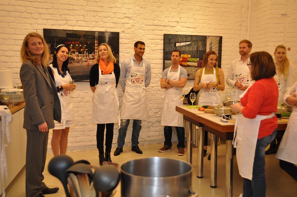 Merkur Kochevent mit Michaela Pesendorfer - merkurevent superfoods 07 - 14