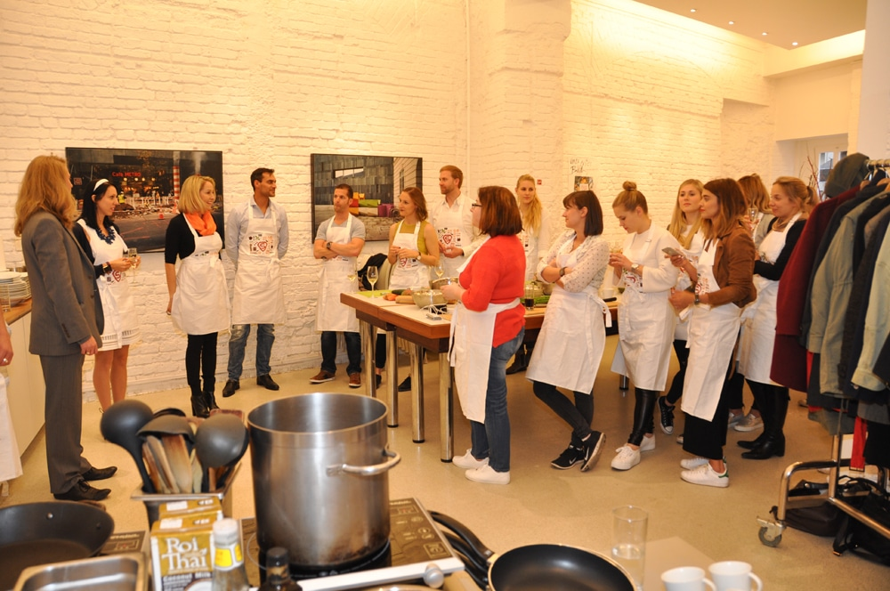 Merkur Kochevent mit Michaela Pesendorfer - merkurevent superfoods 08 - 16