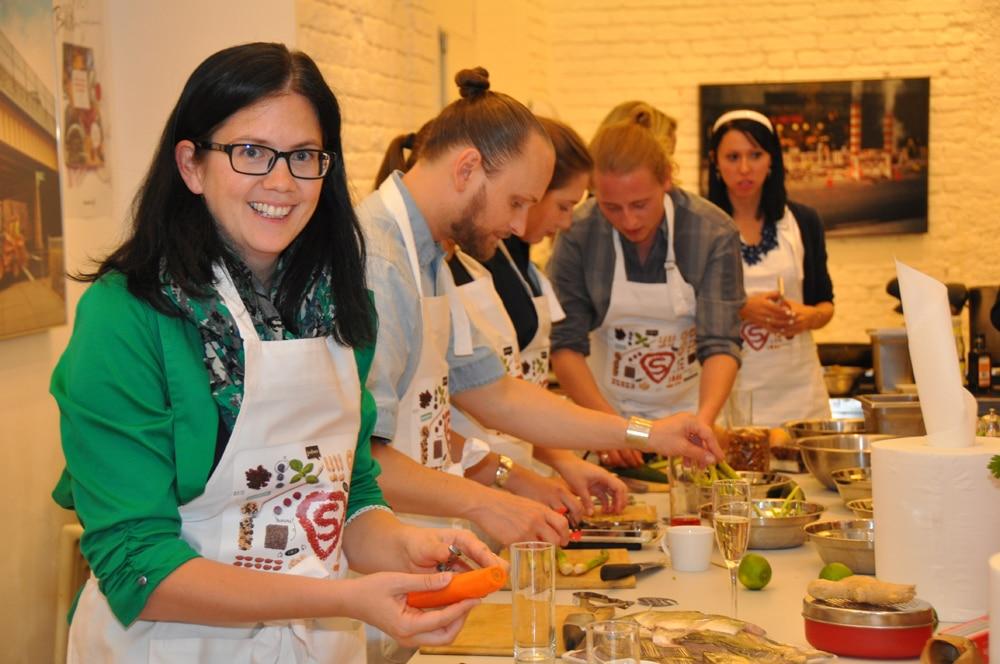Merkur Kochevent mit Michaela Pesendorfer - merkurevent superfoods 14 - 24