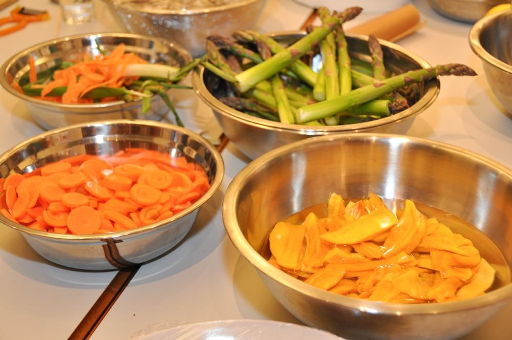 Merkur Kochevent mit Michaela Pesendorfer - merkurevent superfoods 15 - 22