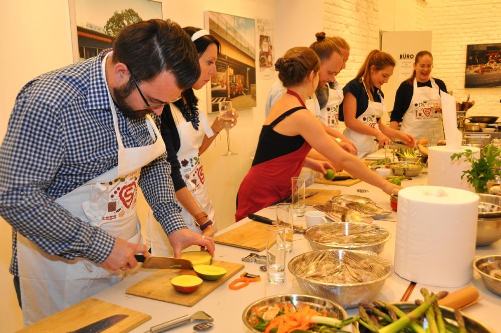 Merkur Kochevent mit Michaela Pesendorfer - merkurevent superfoods 18 - 36