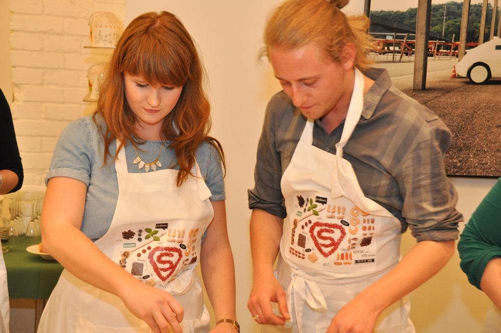 Merkur Kochevent mit Michaela Pesendorfer - merkurevent superfoods 20 - 40