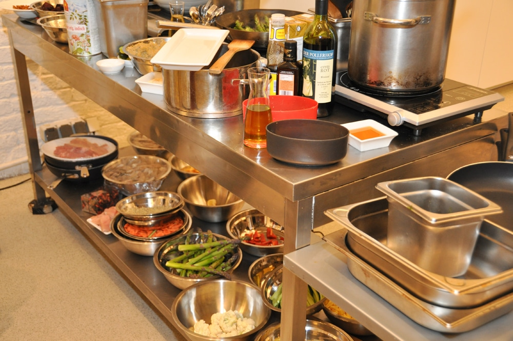 Merkur Kochevent mit Michaela Pesendorfer - merkurevent superfoods 25 - 50