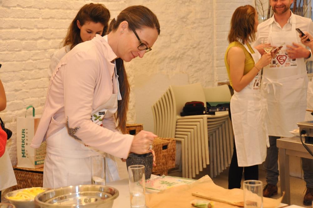Merkur Kochevent mit Michaela Pesendorfer - merkurevent superfoods 26 - 52