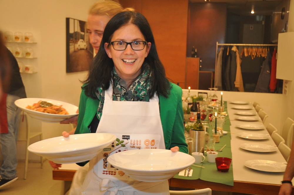 Merkur Kochevent mit Michaela Pesendorfer - merkurevent superfoods 37 - 74