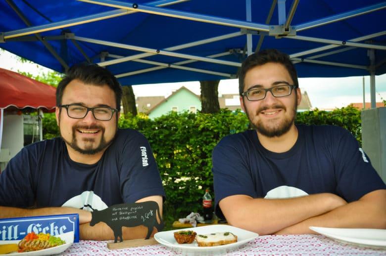 Grill & BB Staatsmeisterschaft mit Florian und Julian Hieß
