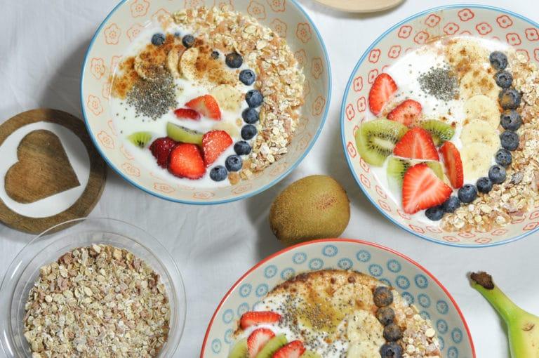 Joghurt Bowl - gestärkt in den Tag starten! - joghurt bowl 3 - 4