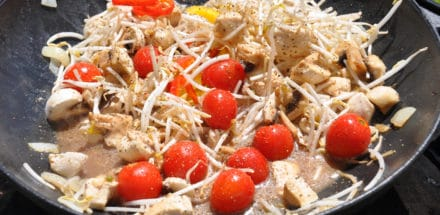 Curry aus dem Wok und direkt vom Grill - curry wok 3 - 6