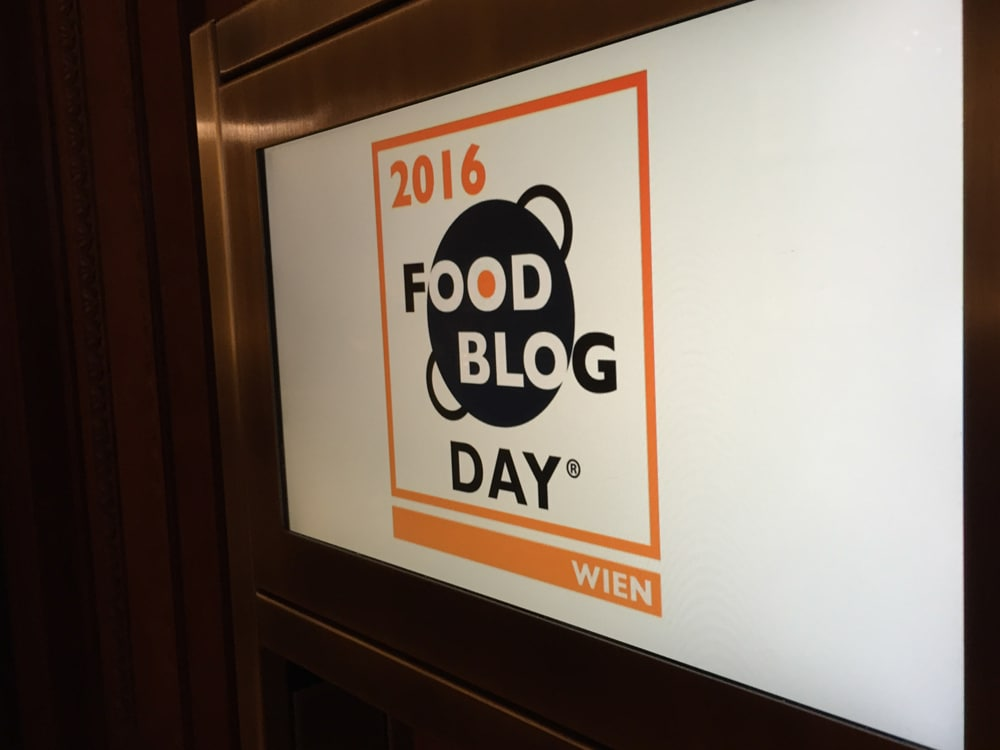 Food Blog Day Wien 2016 - ein genialer Tag - foodblogday 000 - 2