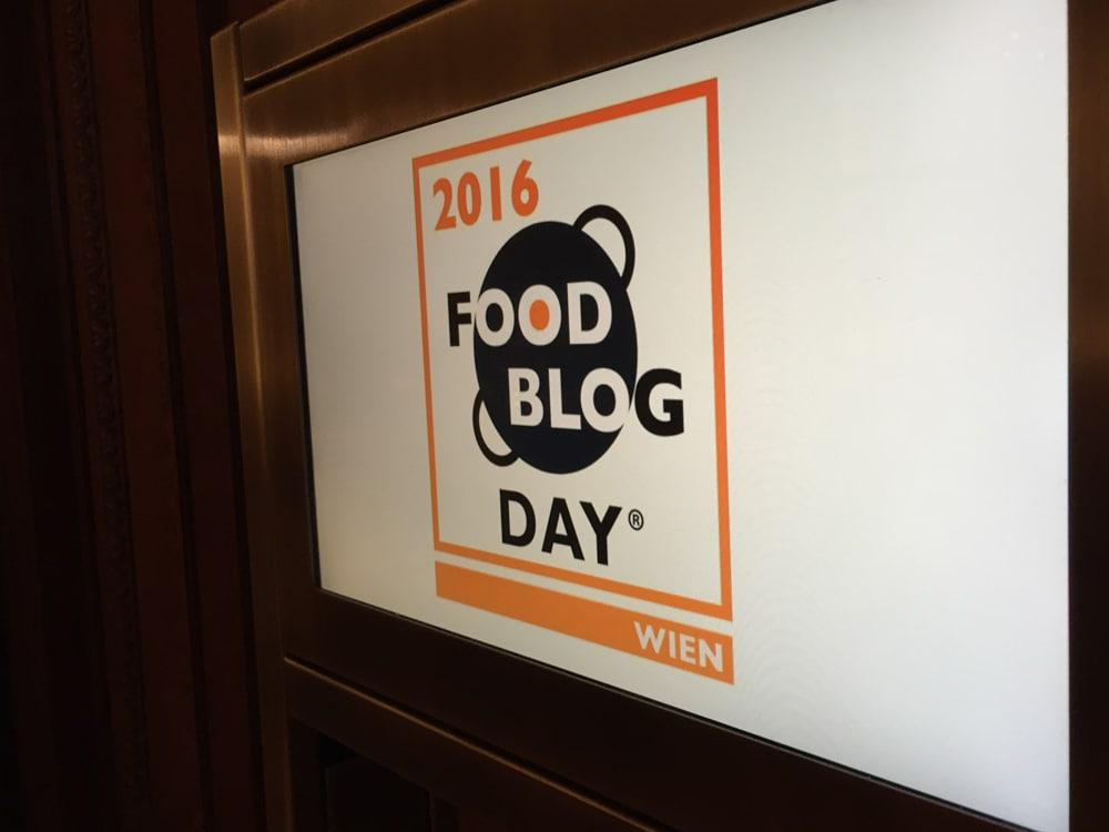 Food Blog Day Wien 2016 - ein genialer Tag - foodblogday 000 - 2