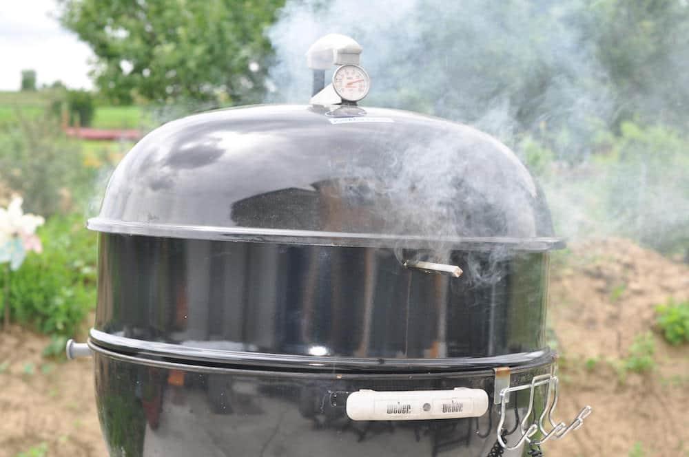 Gas Oder Holzkohlegrill Weber : Weber drehspieß das kann die rotisserie aufgetischt