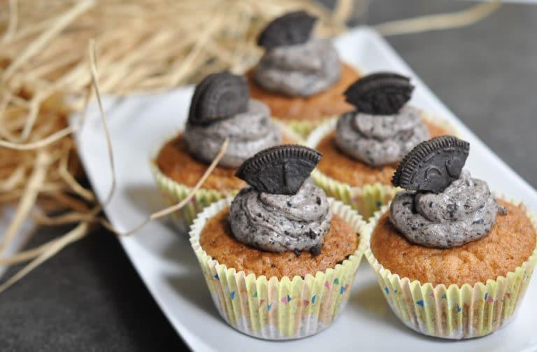 Oreo Cupcakes für den Schokogenuss - oreo cupcakes 2 - 6
