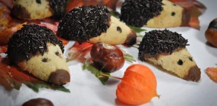 Igelkekse - Keksrezept für den Herbst - igelkekse 2 - 8