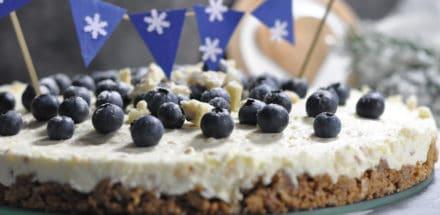 Crispy White Chocolate Cheesecake - cheesecake white chocolate 3 - 8