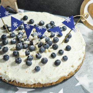 Bratapfel Cupcakes - der etwas andere Winterklassiker - cheesecake white chocolate - 6