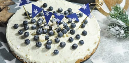 Crispy White Chocolate Cheesecake - cheesecake white chocolate - 4