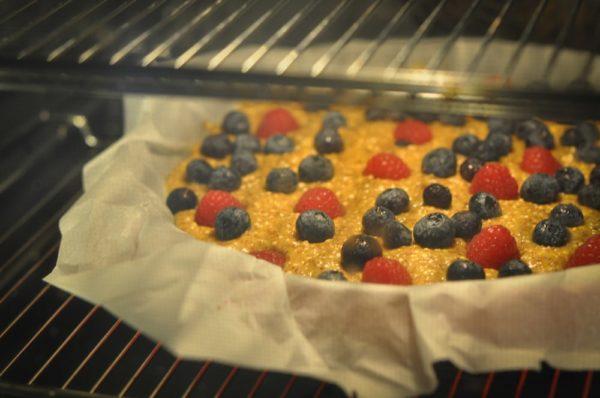 Low Carb Rezept Quinoa Nusskuchen Aufgetischt Net