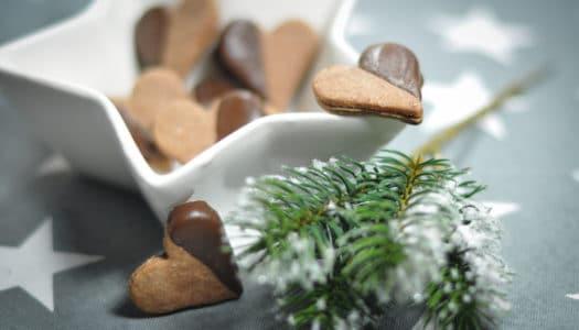 Schokoladeherzen…alle Jahre wieder…