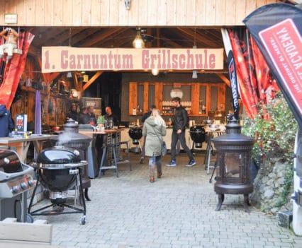 1. Carnuntum Grillschule von Adi Bittermann