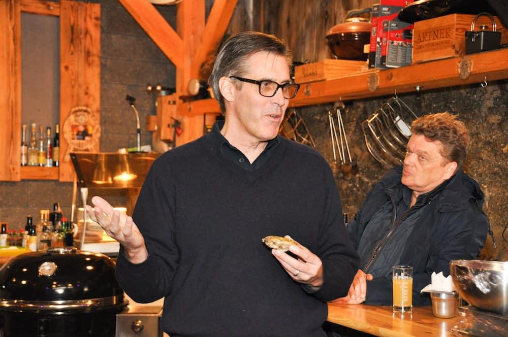 Weber's American BBQ Jamie Purviance