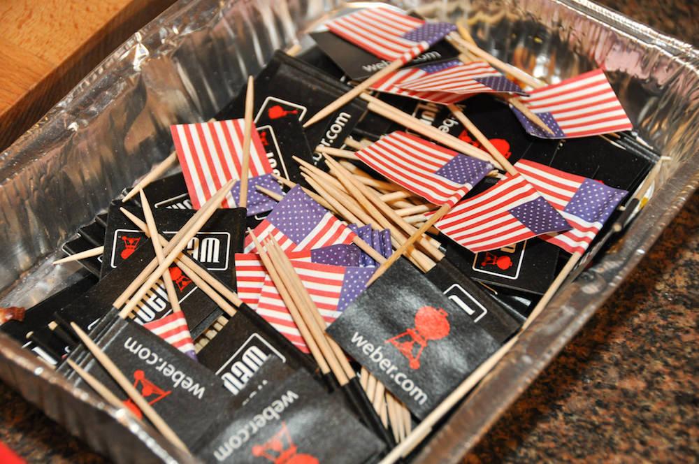 American BBQ mit Jamie Purviance und Adi Bittermann - weber american bbq 23 - 32