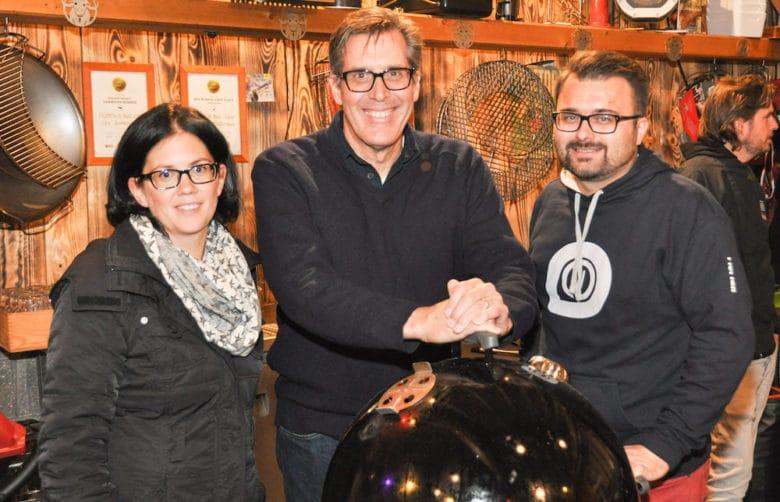 American BBQ mit Jamie Purviance und Adi Bittermann - weber american bbq 31 - 7