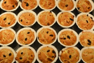 Bratapfel Cupcakes