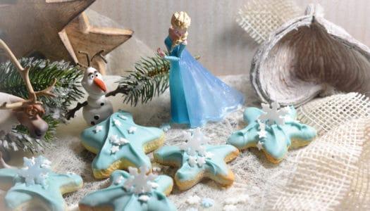 Elsa Kekse aus einfachem Mürbteig
