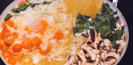 One Pot Pasta Polpa Rustica