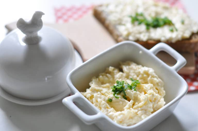 Knoblauch Käse Aufstrich