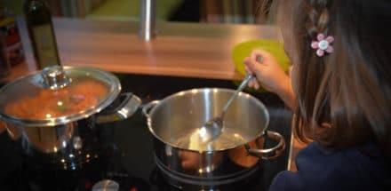 Bechamel Sauce zubereiten