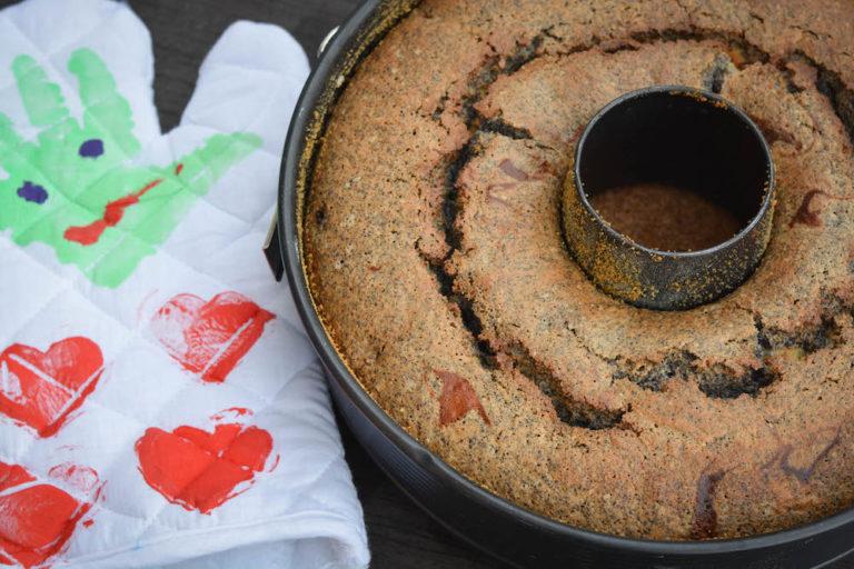Mohn Topfen Kuchen Kranz