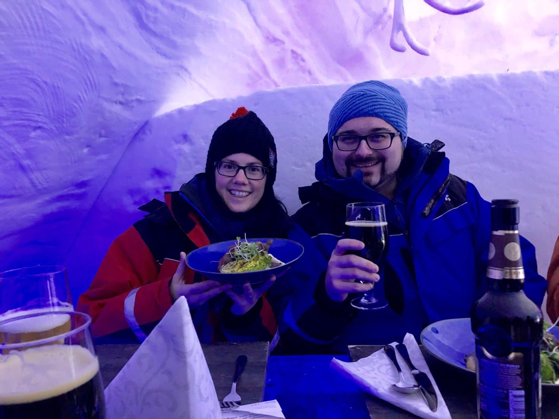Extreme BBQ in der Wildnis Lapplands - Lappland 037 1 - 12