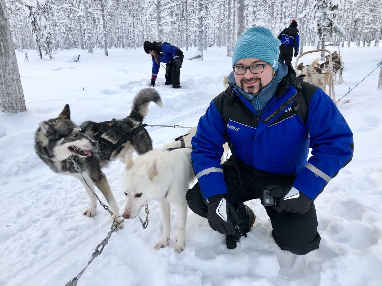 Extreme BBQ in der Wildnis Lapplands - Lappland 071 2 - 62