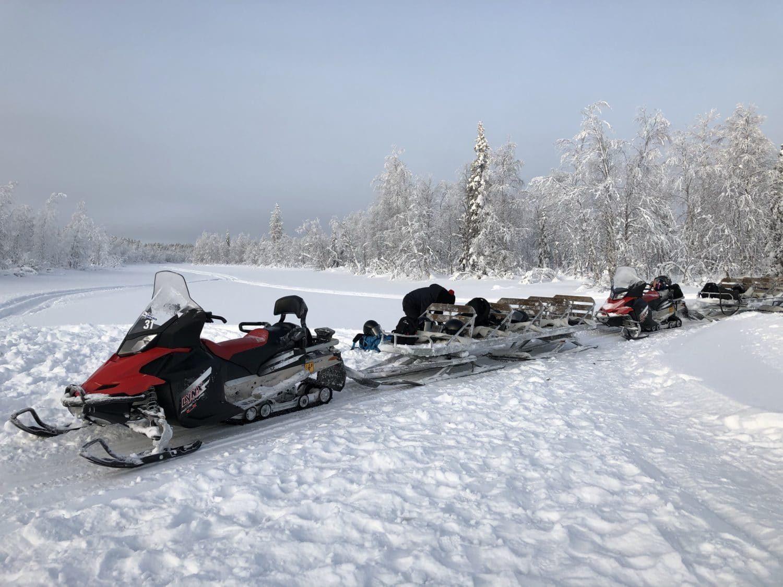 Extreme BBQ in der Wildnis Lapplands - Lappland 087 e1517254518440 - 70