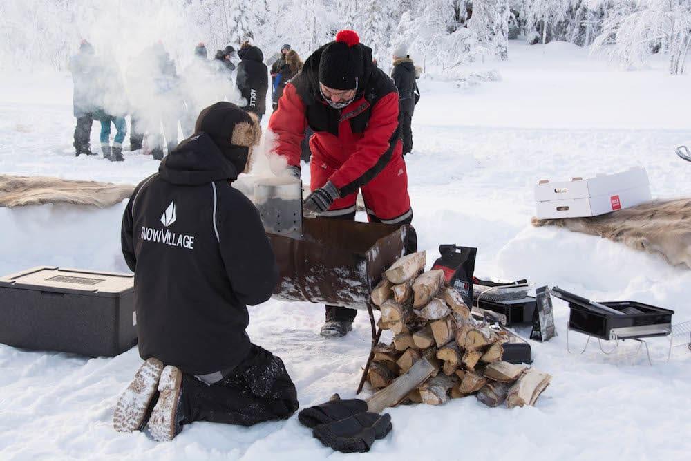 Extreme BBQ in der Wildnis von Lappland - Lappland 088c e1517254556710 - 78