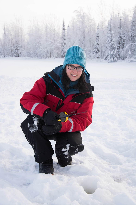 Extreme BBQ in der Wildnis Lapplands - Lappland 088k - 74
