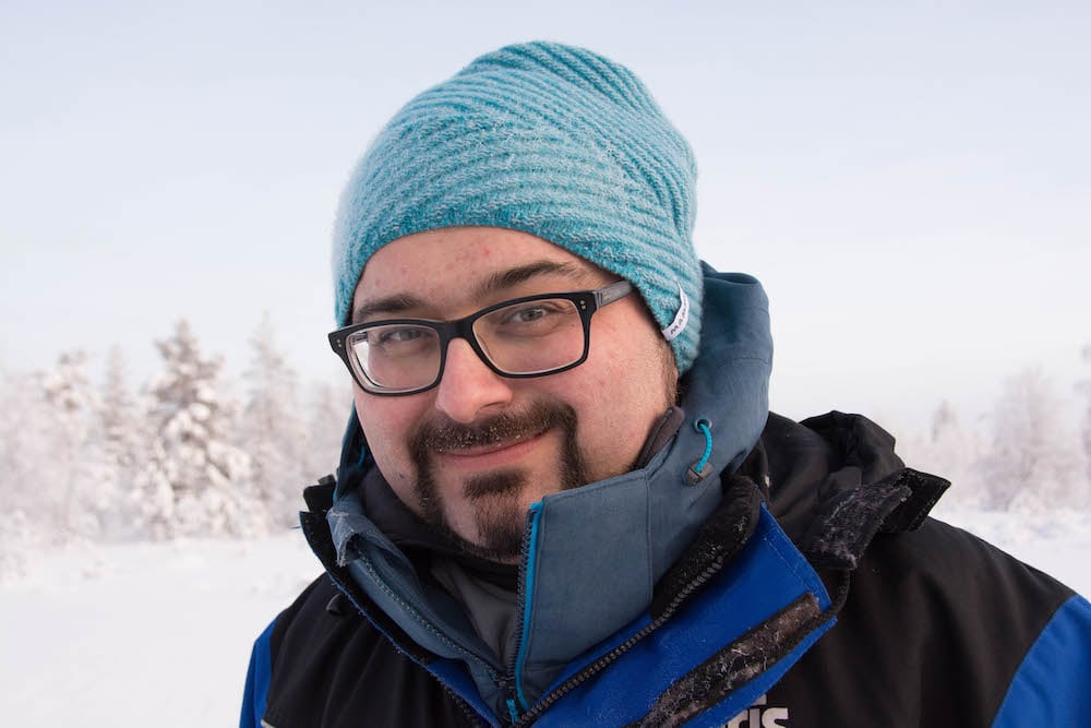 Extreme BBQ in der Wildnis Lapplands - Lappland 125 - 76