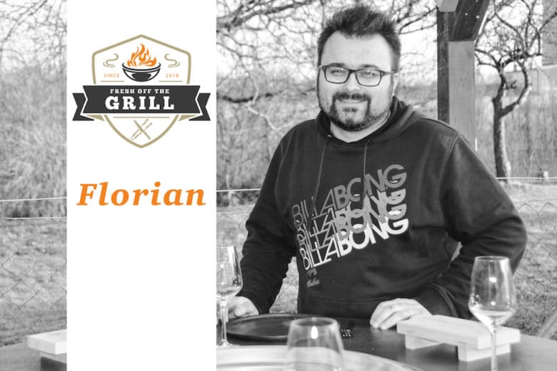 Fresh off the Grill - Das Team - Florian - 6