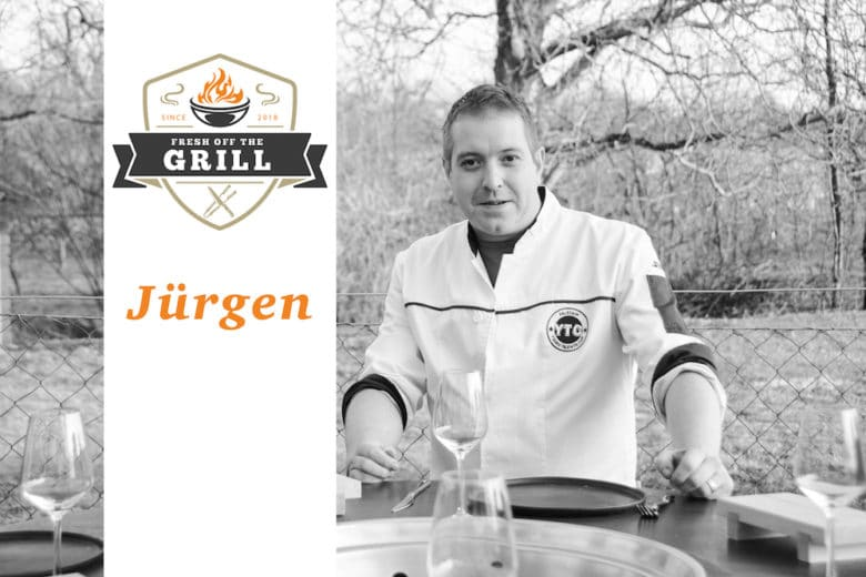 Fresh off the Grill - Das Team - Jürgen - 4